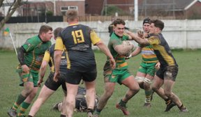 Fleetwood overpowered by Didsbury Toc H