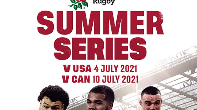 England Summer Series Tickets!