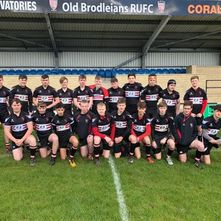 Brods u17 do the double