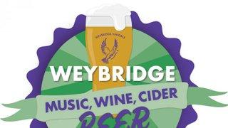 Weybridge Vandals Beer, Cider and Wine Festival