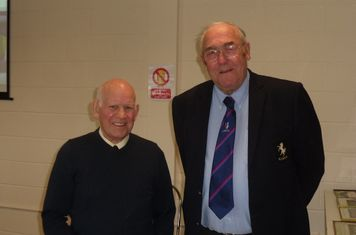 Both players from the 1950-51 season. Quality