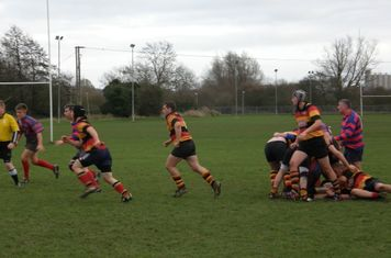 Birthday boy Johnstone leads the charge