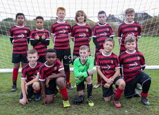 Eagles U11's First game ends in a Draw