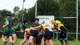 U18's v Droitwich