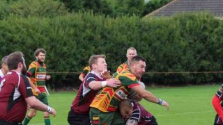 Selby 3rds v Morley Saxons