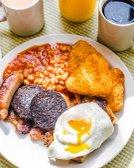 Helping Alan Bell: Belly's Big Breakfast, Saturday 1st June