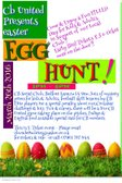 (Easter Egg Hunt) Saturday 26th March 2016 - 13.00pm Until 18.00pm