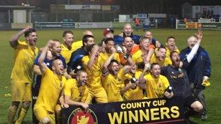 Wells City FC - Somerset Premier Cup Final