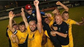 Wells City FC win Somerset Premier Cup