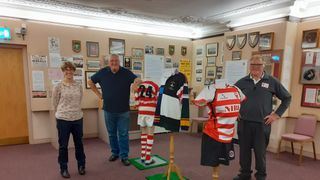History of Rugby in Chesterfield