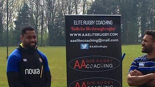 elektrik 3 & AA Elite Rugby Coaching Easter Camp at Oldfield RFC 16-18th April 2019