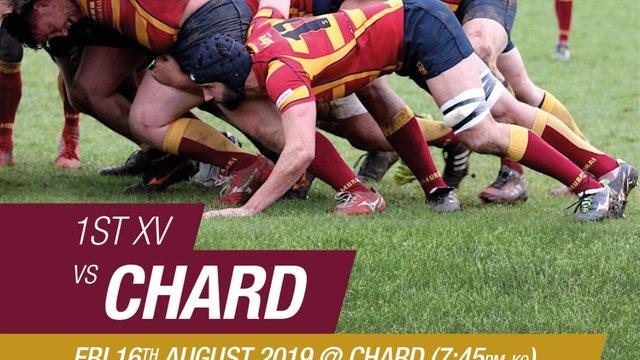 Chard vs Oldfield