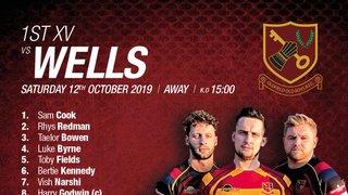 Wells vs Oldfield
