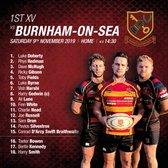Oldfield vs Burnham-on-Sea