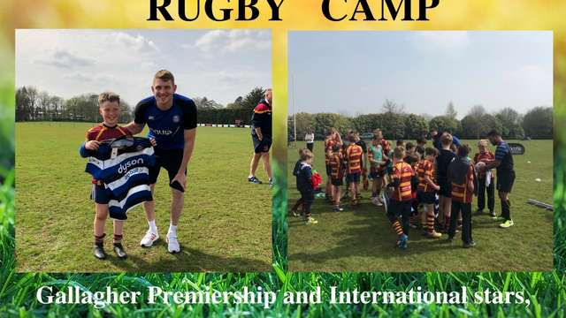AA Elite Rugby Coaching  - Half Term Rugby Camp 2020