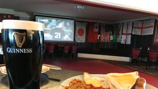 Watch all the England matches at the Brods