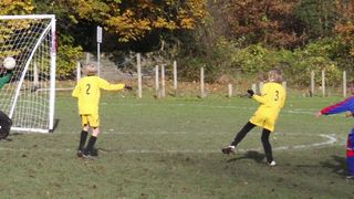 Northowram vs Almondbury (Cup)