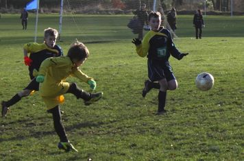 Jacob on the volley