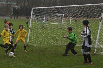 JT strikes for goal