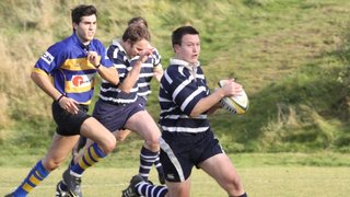 4's vs. Old Elthamians - 29/10/11