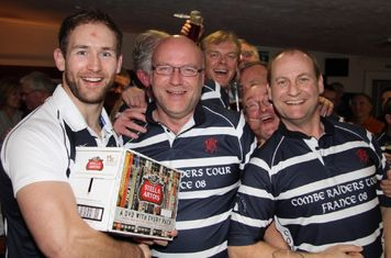 MOTM - Hertford - Niki Davies - Presented by the Combe Warrior's Dads
