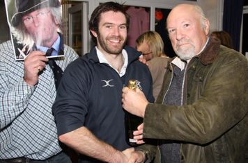 MOTM - Redruth - Chris O'Neil - Presented by David Lambert and a Virtual Frank Mekin on behalf of The WP Old Gits