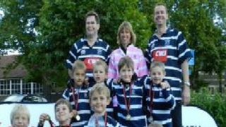 "WPRFC ""Wolves"" Under 7s Triumph at Blackheath Festival"