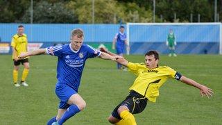 Farsley FCv Halesowen Sept 17