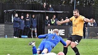 Farsley v Southport FA Cup Oct 19