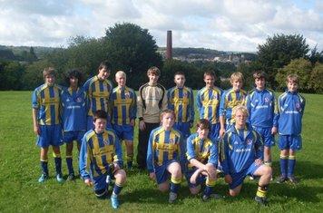 Team Photo 2010 11