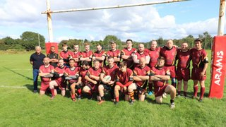 Helsby 2nd XV vs Prenton 2nd XV. 14 Sept 2019