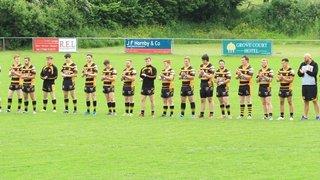 Season 2016 Cumbria Mens League Wath Brow A v Walney Central