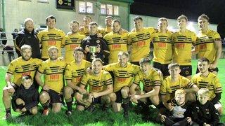 Season 2018 Iggesund League Division 1 Champions Wath Brow A team