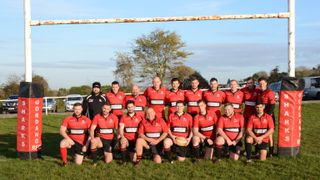 2nd XV v Keynsham 3rd XV - 6th December 2014
