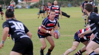 Round 9 2018  vs Perth Bayswater RUFC