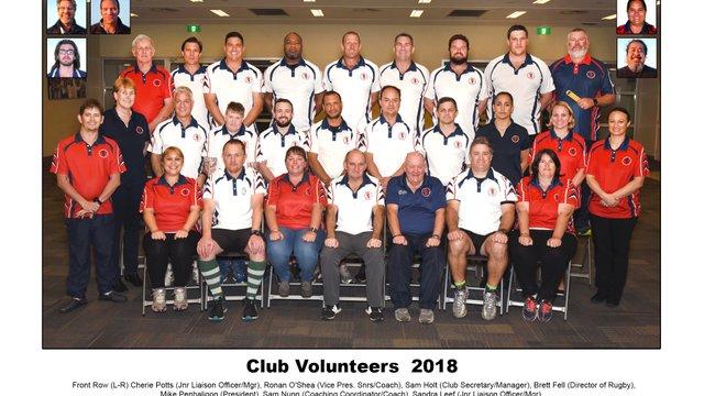 Club Volunteers