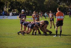 Southern Lions Junior Training