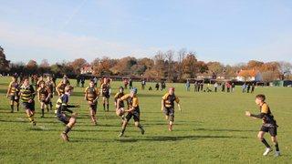 vs Eastbourne U14