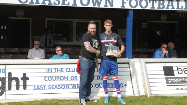 Kirton scoops Player of the Month