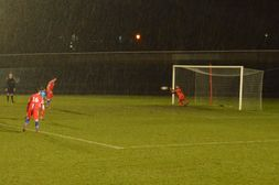Chasetown miss late penalty in cup exit