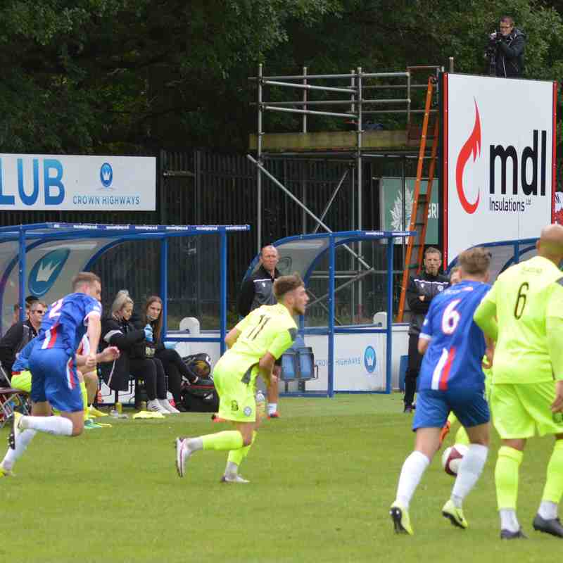 Chasetown 0 Hednesford Town 1 (Photos by Louise Yates)