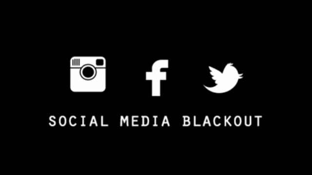 Social media blackout at Chasetown FC.