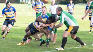 Bulls v Horsham III RFC