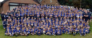 Mini & Youth Rugby - How to join