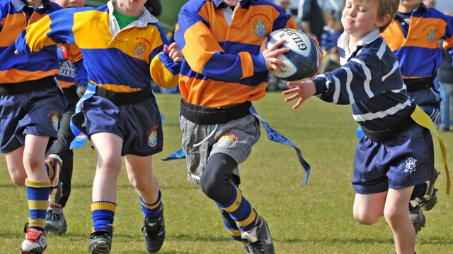 "Youth Rugby - RFU ""all community rugby is suspended until further notice"""