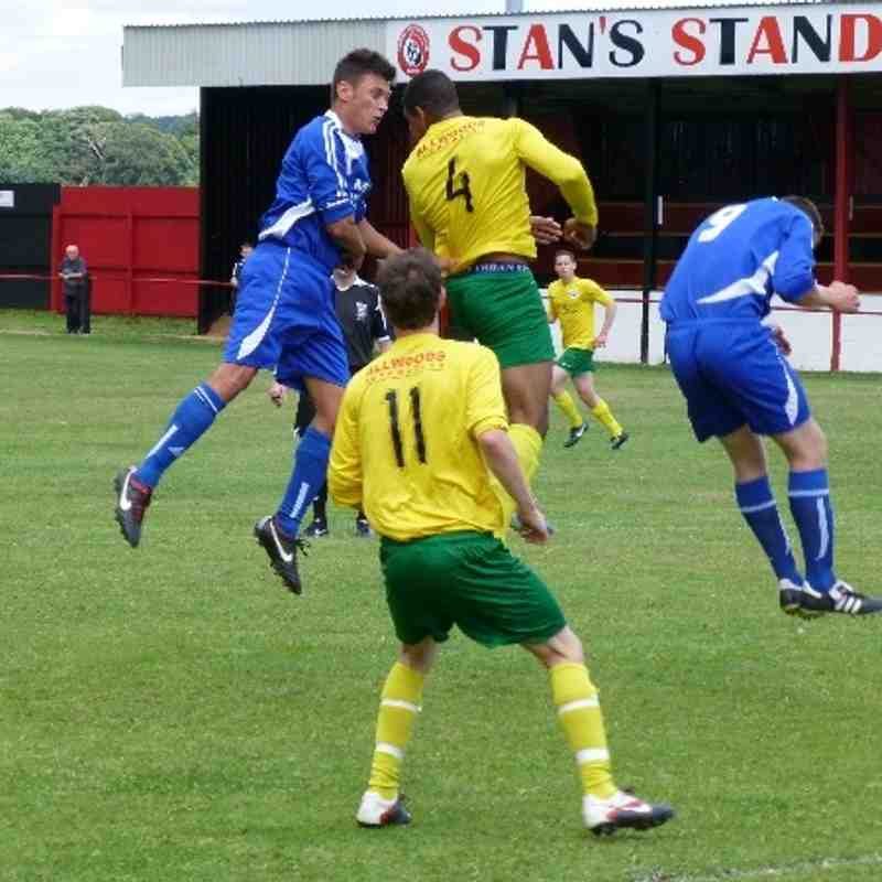 HARROWBY UNITED - AUGUST 3rd
