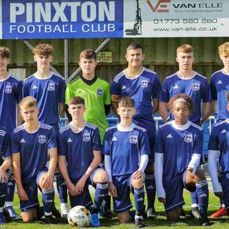 New Development side at Pinxton