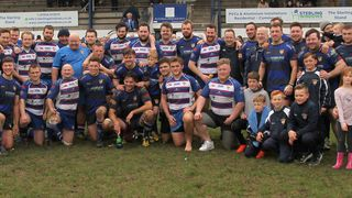 Teignmouth promotion match 4