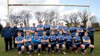 Senior Colts Lancashire Cup Semi-Final - Liverpool Collegiate v Widnes