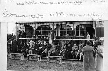29th April 1938 Opening of the new Ground , making 2013 the 75th Anniversary